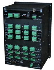 Видеографический безбумажный регистратор R10 с 10,4″ сенсорным дисплеем (Вид сзади)