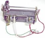 Механизм друку і перемикання датчиків