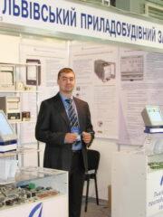 Участие в выставке - Elcomukraine 2016