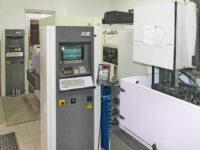 Электроэрозионный вырезной станок АGIECUT 220