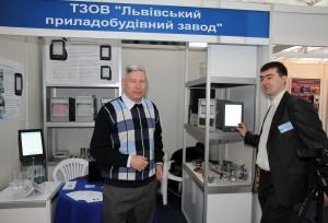 ООО «ЛПЗ» на выставке «Электрика-2013»