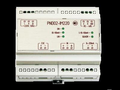 Преобразователь нормирующий дифтрансформаторный PND02
