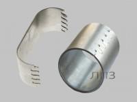 Комплект штампів для вирубки, гнуття, чеканки та калібровки корпуса двигуна